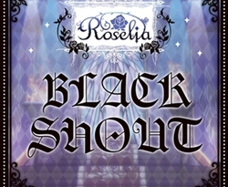Black Shout钢琴谱-Roselia BanG Dream插曲